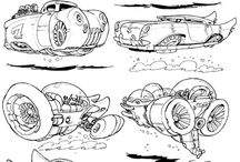 Visual concepts for games 1
