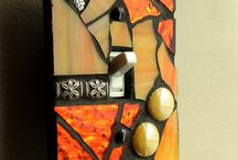 Mosaic Switch covers