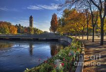 Spokane / This board is filled with images from in and around Spokane Washington. There are all sorts of ideas of places to see or go covering all 4 seasons. All images are available for purchase. Just follow the link. Please contact me if you have any questions.
