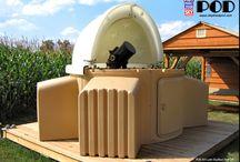 Observatory designs