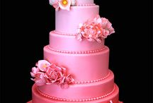 Wedding Cake Pink / by Satin Ice