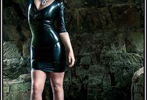 Latex / Latex Fetish modelling - Sarah Jessica