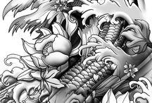 giapponesi tattoo