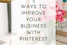 Pinterest(ing) Business