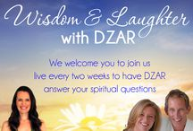 Wisdom & Laughter with DZAR / DZAR is a compassionate group of energies from All That Is, who have come forward through Mary and Gary O'Brien to share a message of freedom as they reunite us with the beauty and wisdom of our Soul.  You can find out more about them by visiting: http://www.thepathofdzar.com  Facebook: https://www.facebook.com/thepathofdzar  If you have questions that you would like DZAR to answer, please send them in at http://blissrevolution.com/connect