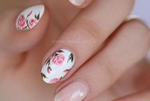 Nails/makeup/ mm