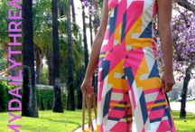 70's Inspired Halter Jumpsuit! / BUTTERICK 4807 & NEWLOOK 6184  Fresh, Chic, Classic