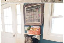 Entry way/Utility room/Nooks