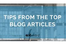 GXunited Blog / Read the latest from Team GXunited in our Tips from the Top blog series.