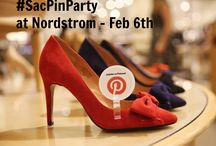 Nordstrom Sacramento / Come to our #SacPinParty on Feb 6, 2014 and show us your favorites from Nordstrom Sacramento Arden Fair store. Prizes, Fun, Networking, Shopping, Dessert. http://www.eventbrite.com/e/sac-pin-party-at-arden-fair-nordstoms-tickets-9857341574?aff=eorg