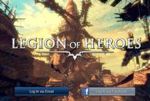 Legion Of Heroes Online / This is a great Board that collects all the guides available for Legion Of Heroes Online. Enjoy the guides and dominate in this awesome Free To Play MMORPG!