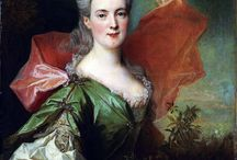 1800c hairstyles and beauty