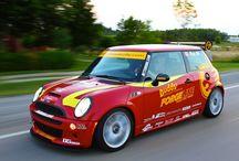 Cooper RSR / MotorWerks Magazine's project MINI is a 2006 MINI Cooper S