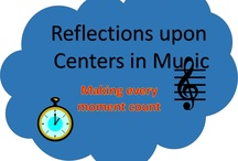 Music Classroom - Centers / Everything I can find about centers