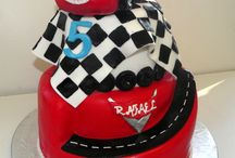 Boys cakes / A variety of boys cakes that we have done