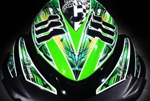 jetski stickers art / decals, stickers, graphic art