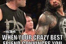 WWE CRAZY