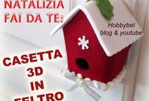 Casetta Babbo Natale