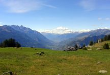 Valle d'Aosta in moto / Immagini e racconti di tour valdostani