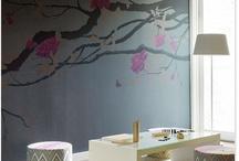 interior murals / by Alyssa Link