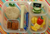 School Lunches / School lunch ideas that are healthy and easy.