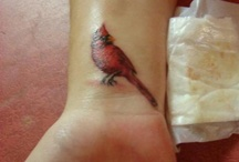 Tattoos / by Kate Bauman