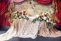 Свадьба в стиле цирк