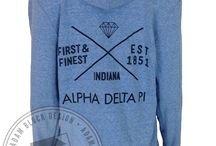 Alpha Delta Pi Clothing