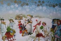 Victorian Snowmen / by Darla Wallace