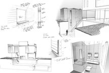 Architecture   Sketch / by Carrie Rose