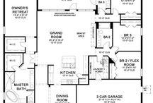 Tampa Home Builders Floor Plans