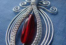 my jewelery / toto sú šperky, ktoré som vytvorila ja
