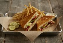 Lunch Specials / A bountiful lunch menu with specials starting at just $6.95!