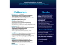 Microsoft Word Creative Resume Templates / Shop our collection of modern,clean and creative  resume templates and matching cover letter templates designed in Microsoft Word.