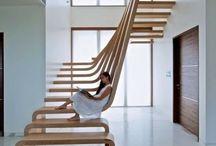 Decoração: Escadas