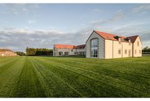 Rural Scottish Wedding Venues / These wedding venues are out in the countryside and provide gorgeous views of the surroundings.