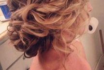 Bridesmaid Hair and Makeup / Bridesmaid hair and makeup ideas for Jenni's wedding!