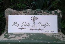 My Plek Crafts