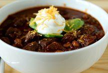 Soups, Stew, Chilis