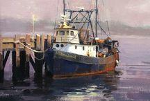 Tugboats & MVs