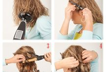 Hairstyles / For formals