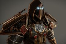 Costume : Judgement Armour