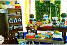 Brinquedos / Decoração de festa infantil Brinquedos