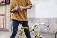Causal men's fashion / Street style and everyday wear for men