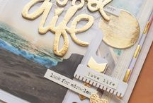 All things Heidi Swapp / by Melissa Davies Designs