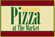 Pizza and More / Only at The Market at Liberty Place.... New to Kennett Square, State Street Pizza and Grill will offer the local community easy access to classic Italian favorites. With a menu ranging from renowned pizza to mouth-watering pasta dishes, State Street Pizza and Grill is a one-stop shop.  Locally owned and operated, State Street Pizza and Grill is among the many successful restaurants opened by James Miller.