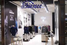 Schiesser Revival Store BERLIN / Wir haben für Euch umgebaut! :)