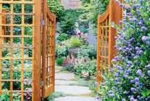 Gardens / by Ateng Lalane