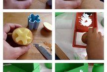Crear / pintura , scrap i d'altres cosetes