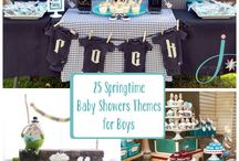 Baby showers / by Brande Hoag